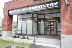 CGS dentistry store front