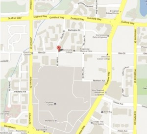 map directions for coquitlam general sedation dentistry