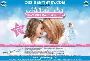 Mother's Day Dream Smile Makeover Contest